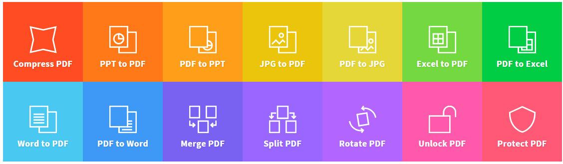PDF Dateien generieren, konvertieren, verändern, entsperren